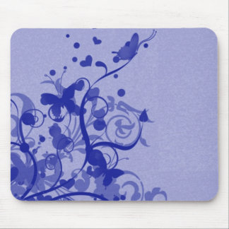 Pretty Butterfly Design Mousepad