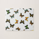 Pretty Butterfly Pattern Jigsaw Puzzles