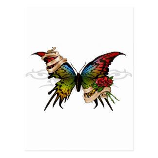 Pretty Butterfly Postcard