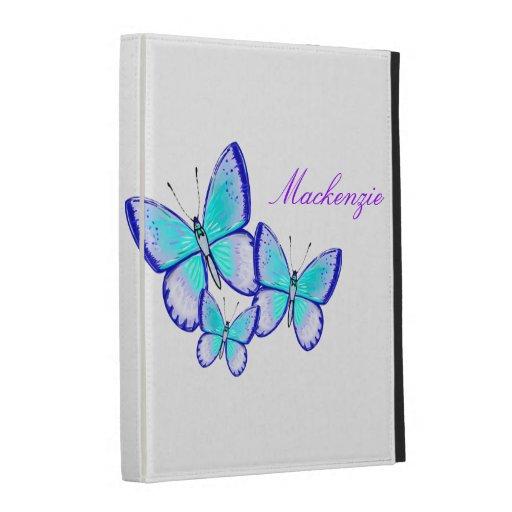 Pretty Butterfly Trio iPad Folio Cover