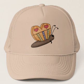 Pretty Butterfly Trucker Hat