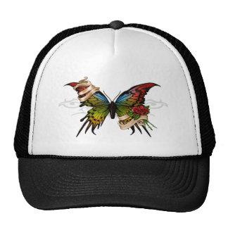 Pretty Butterfly Trucker Hat