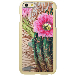 pretty cactus incipio feather shine iPhone 6 plus case