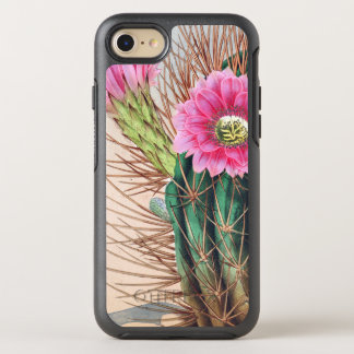 pretty cactus OtterBox symmetry iPhone 8/7 case