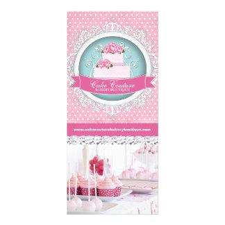 Pretty Cake Bakery Rack Cards