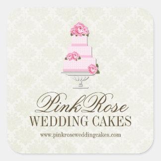 Pretty Cake Designer Stickers