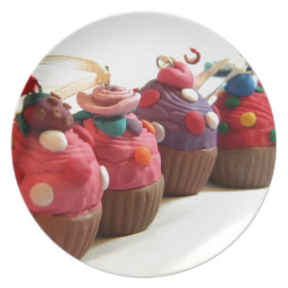 Pretty Cakes Dinner Plate