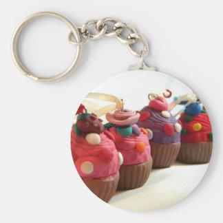 Pretty Cakes Keychain