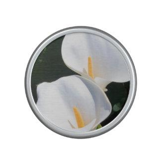 Pretty Calla Lilies Bluetooth Speaker