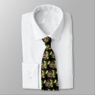 Pretty Cat Pose Maine Coon Neck Tie