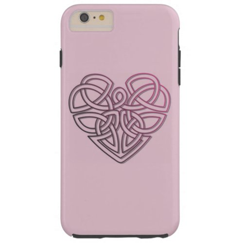 Pretty Celtic Heart Knot