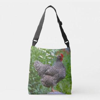 Pretty Chickens Crossbody Bag
