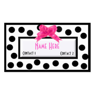 Pretty Children and Mommy Cards Double-Sided Standard Business Cards (Pack Of 100)