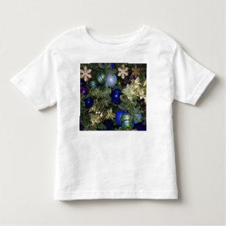 Pretty Christmas Tree Baubles T-shirts