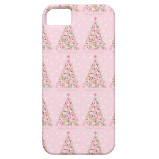 Pretty Christmas Trees iPhone 5 Cases