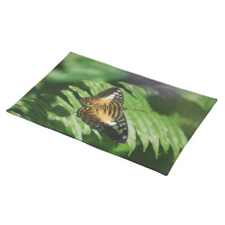 Pretty Clipper Butterfly Place Mat