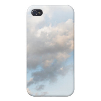 Pretty Clouds iPhone 4 Cases