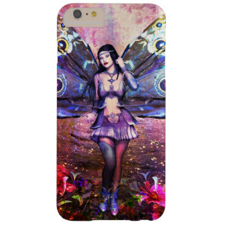 Pretty Colorful Fantasy Fairy Gypsy Moth Barely There iPhone 6 Plus Case