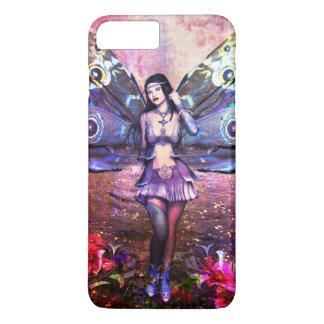 Pretty Colorful Fantasy Fairy Gypsy Moth iPhone 7 Plus Case