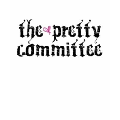 pretty committee. pretty committee kids tshirts