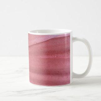 Pretty Coral Pink Gerbera Daisy Classic White Coffee Mug