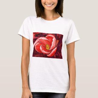 Pretty Crocus Flower T-Shirt