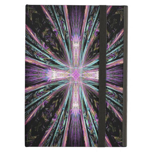 Pretty Cross AbstractPowis Icase Case For iPad Air