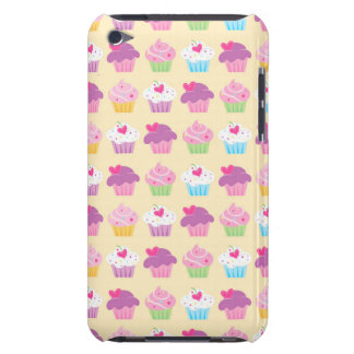 Pretty Cupcake Pattern iPod Touch Cover