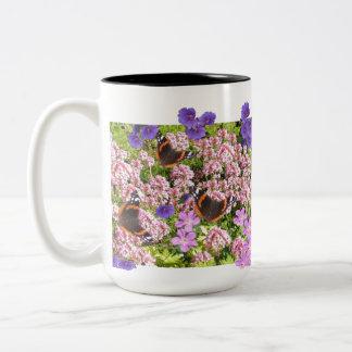 Pretty, Customizable Mug