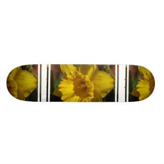 Pretty Daffodil Skateboard Decks