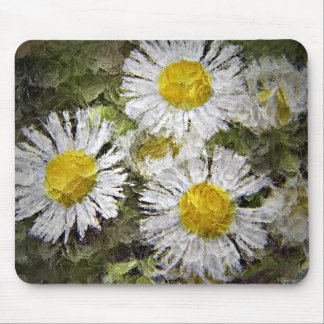 Pretty Daisies Mousepad