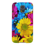 Pretty Daisy Flowers Colorful Petals Gifts Case For Galaxy S5
