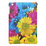Pretty Daisy Flowers Colorful Petals Gifts Cover For The iPad Mini