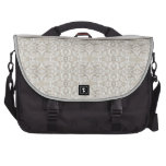 Pretty Damask Lace Design Messenger Bag Commuter Bags
