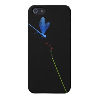 Pretty Damselfly iPhone SE/5/5s Cover