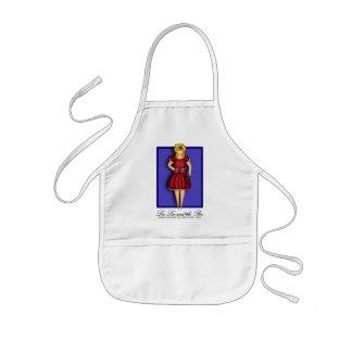 Pretty Dangerous kids apron