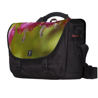 Pretty Dangling Bleeding Heart Flowers Bag For Laptop