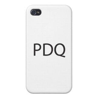 Pretty Darn Quick.ai Case For iPhone 4