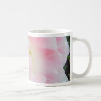 Pretty Delicate Feminine Flower White Pink Gifts Coffee Mug