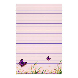 Pretty Divine Stationary Paper Personalized Stationery