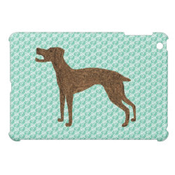 Case Savvy iPad Mini Glossy Finish Case with Doberman Pinscher Phone Cases design