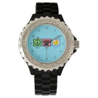 Pretty Duck Wrist Watch