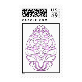 Pretty Easter Egg Stamps