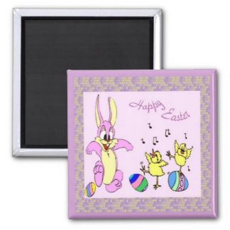 Pretty Easter Magnet