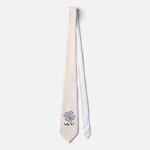 Pretty Fabric Pattern Collection - Aqua 05 Tie