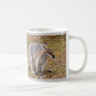Pretty Faced Wallaby Mugs
