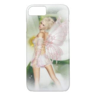 Pretty fairy flowers iPhone 7 plus case