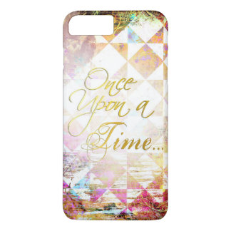 Pretty Fairytale Once Upon a Time iPhone 8 Plus/7 Plus Case