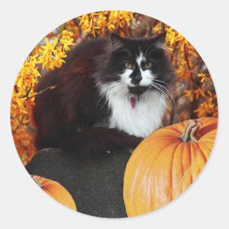 Pretty Fall Sticker