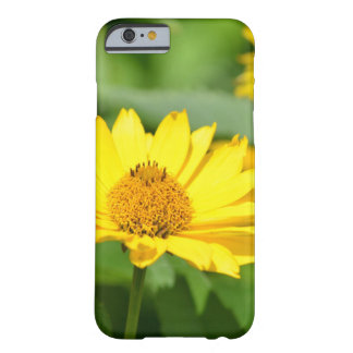 Pretty False Sunflower Barely There iPhone 6 Case